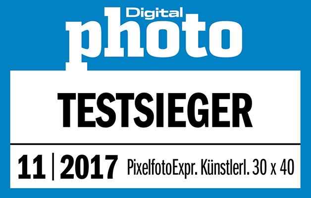 Testsieger digitalphoto 11 201